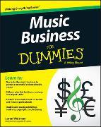 Cover-Bild zu Music Business For Dummies von Weisman, Loren