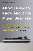 Cover-Bild zu All You Need To Know About The Music Business von Passman, Donald S
