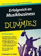 Cover-Bild zu Erfolgreich im Musikbusiness für Dummies von Klein, Christoph A. G.