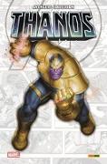 Cover-Bild zu Thompson, Robbie: Avengers Collection: Thanos