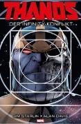 Cover-Bild zu Starlin, Jim: Thanos: Der Infinity-Konflikt