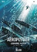 Cover-Bild zu Bec, Christophe: Aeropostal - Legendäre Piloten. Band 4