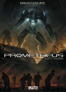 Cover-Bild zu Bec, Christophe: Prometheus 13. Kontakt