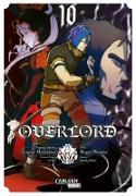 Cover-Bild zu Miyama, Hugin: Overlord 10