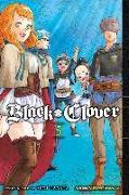 Cover-Bild zu Tabata, Yuki: Black Clover, Vol. 5