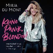 Cover-Bild zu Mont, Mirja du: Keine Panik, Blondie (Audio Download)