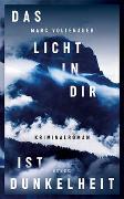 Cover-Bild zu Das Licht in dir ist Dunkelheit von Voltenauer, Marc