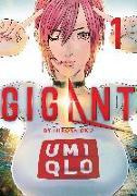 Cover-Bild zu Oku, Hiroya: Gigant Vol. 1