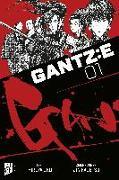 Cover-Bild zu Oku, Hiroya: GANTZ:E 1