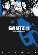 Cover-Bild zu Oku, Hiroya: Gantz Volume 15