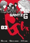 Cover-Bild zu Oku, Hiroya: Gantz G Volume 3