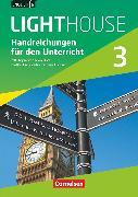 Cover-Bild zu Bastkowski, Martin: English G Lighthouse, Allgemeine Ausgabe, Band 3: 7. Schuljahr, Handreichungen für den Unterricht, Mit Kopiervorlagen