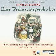 Cover-Bild zu Dickens, Charles: Eine Weihnachtsgeschichte (Audio Download)