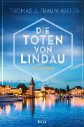 Cover-Bild zu Die Toten von Lindau von Fraunhoffer, Thomas J.