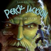 Cover-Bild zu Percy Jackson - Teil 1 von Riordan, Rick