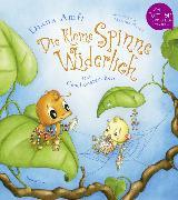 Cover-Bild zu Die kleine Spinne Widerlich - Das Geschwisterchen von Amft, Diana
