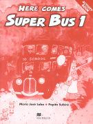 Cover-Bild zu Level 1: Activity Book - Here Comes Super Bus