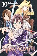 Cover-Bild zu Adachitoka: Noragami: Stray God 10