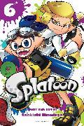 Cover-Bild zu Hinodeya, Sankichi: Splatoon, Vol. 6
