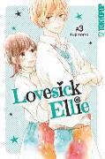 Cover-Bild zu Fujimomo: Lovesick Ellie 03