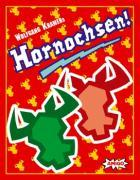 Cover-Bild zu Kramer, Wolfgang (Idee von): Hornochsen. Kartenspiel