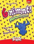 Cover-Bild zu Kramer, Wolfgang (Hrsg.): 6 nimmt! Kartenspiel