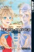 Cover-Bild zu Tabata, Yuki: Black Clover 22