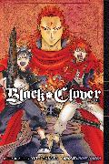 Cover-Bild zu Tabata, Yuki: Black Clover, Vol. 4