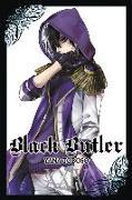 Cover-Bild zu Yana Toboso, Yana: Black Butler, Vol. 24