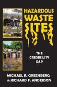 Cover-Bild zu Greenberg, Michael R.: Hazardous Waste Sites (eBook)