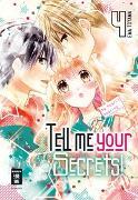 Cover-Bild zu Toyama, Ema: Tell me your Secrets! 04