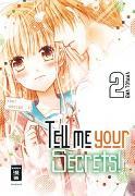 Cover-Bild zu Toyama, Ema: Tell me your Secrets! 02