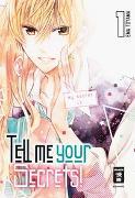 Cover-Bild zu Toyama, Ema: Tell me your Secrets! 01