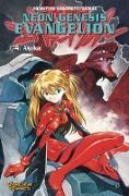 Cover-Bild zu Sadamoto, Yoshiyuki: Neon Genesis Evangelion, Band 4