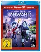 Cover-Bild zu Animation (Schausp.): Onward - Keine halben Sachen, 3D + 2D + Bonus Dlx Set