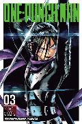 Cover-Bild zu One: One-Punch Man, Vol. 3
