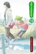 Cover-Bild zu Kiyohiko Azuma: Yotsuba&!, Vol. 13