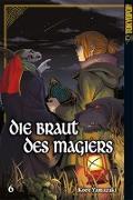 Cover-Bild zu Yamazaki, Kore: Die Braut des Magiers 06