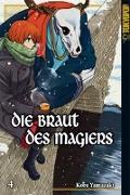 Cover-Bild zu Yamazaki, Kore: Die Braut des Magiers 04