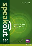 Cover-Bild zu Speakout 2nd Edition Pre-intermediate Coursebook with DVD Rom von Clare, Antonia
