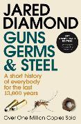 Cover-Bild zu Diamond, Jared: Guns, Germs and Steel