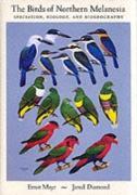 Cover-Bild zu Mayr, Ernst: The Birds of Northern Melanesia (eBook)