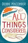 Cover-Bild zu Macomber, Debbie: All Things Considered (eBook)