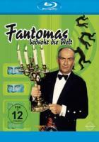 Cover-Bild zu Fantomas bedroht die Welt von Hunebelle, Andre (Prod.)