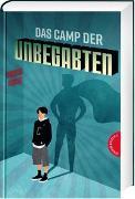 Cover-Bild zu Das Camp der Unbegabten von Koch, Boris