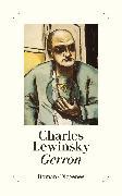 Cover-Bild zu Lewinsky, Charles: Gerron