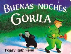 Cover-Bild zu Buenas noches, Gorila von Rathmann, Peggy