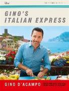 Cover-Bild zu Gino's Italian Express von D'Acampo, Gino