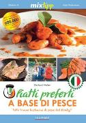 Cover-Bild zu Piatti di pesce preferiti von Walter, Gerhard