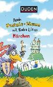 Cover-Bild zu Raab, Dorothee: Mein Puzzlememo mit Rabe Linus - Märchen